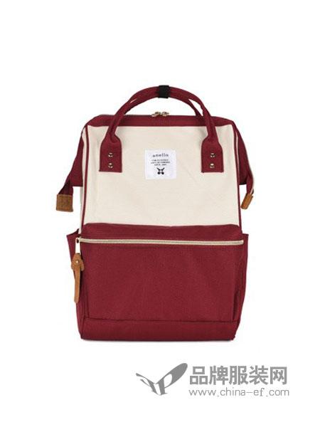 阿耐洛箱包2018春夏双肩包代购乐天男包女包书包旅行包休闲背包