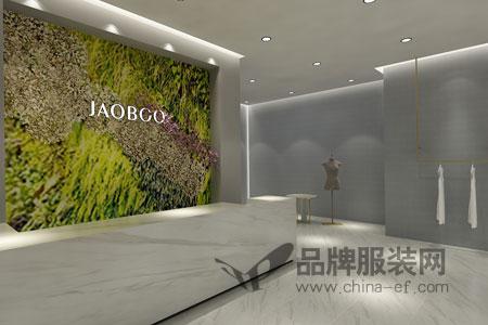 JAOBOO 乔帛店铺展示