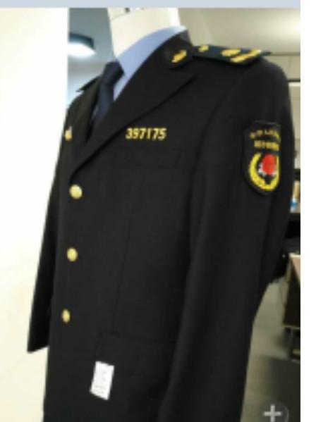 国领标志服制服/工装2018秋季新品