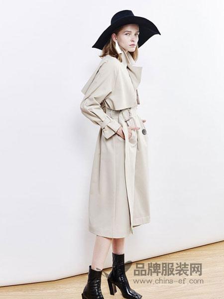 Siastella女装2018春夏新款收腰显瘦时尚端庄大气休闲外套