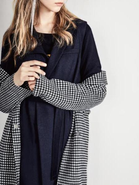 esons女装2018冬季新品