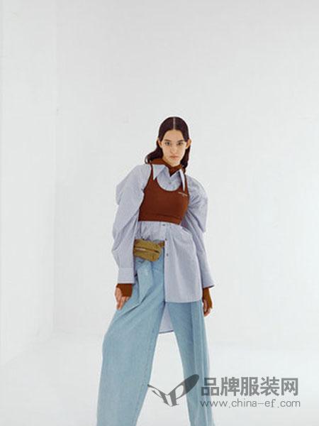 江南布衣女装 现代、活力、意趣、坦然