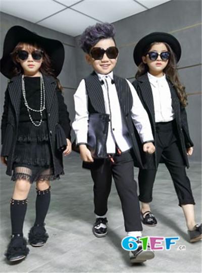 Lily-BaLou莉莉日记童装针织衫马甲儿童