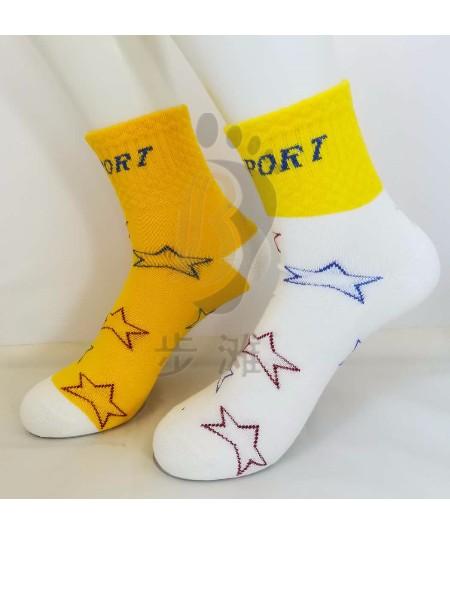 加工订做 纯棉袜子 抗菌袜子外贸加工 厂家直销