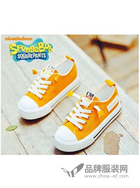 海绵宝宝童鞋卡通婴儿鞋幼儿园
