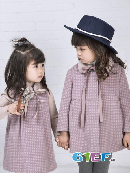 DHAiii东宫皇子童装2018秋冬新款童装 韩版纯色儿童针织衫
