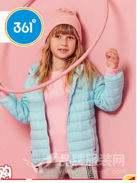 361童装童装2018秋冬时尚潮流外套洋气