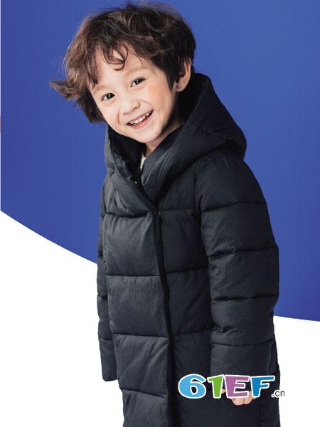 吉象贝儿童装2018秋冬男童羽绒服羽绒服外套