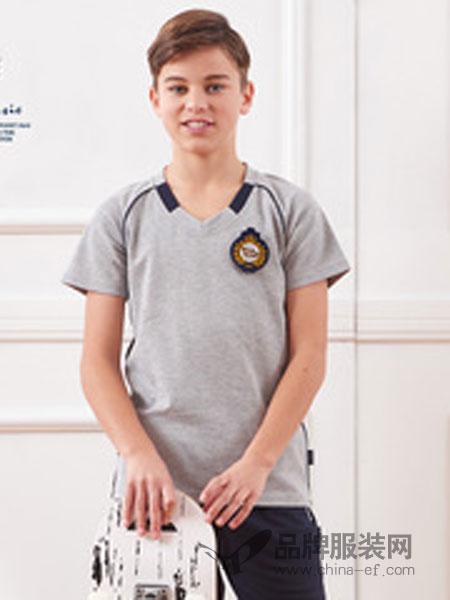 伊顿纪德校服运动短袖