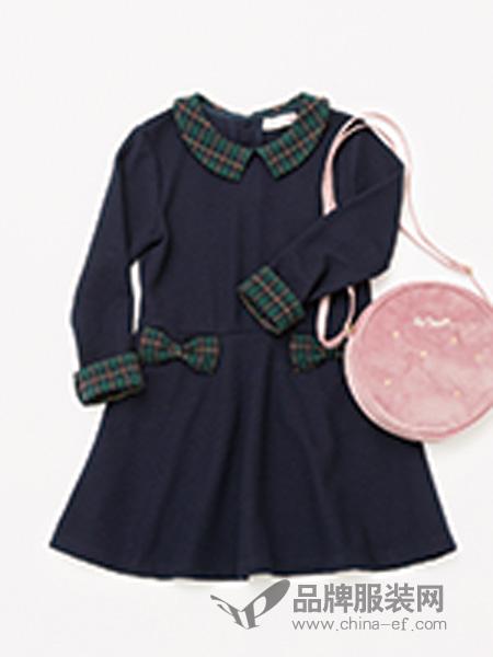 Knitplanne童装学院分连衣裙