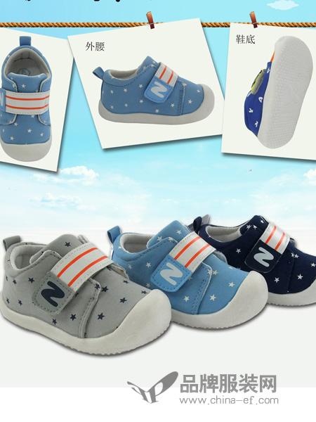逸硕童装2018秋冬学步鞋男宝宝女婴儿软底