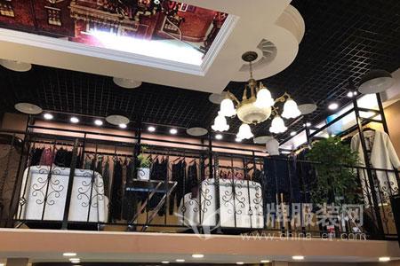零时尚店铺展示