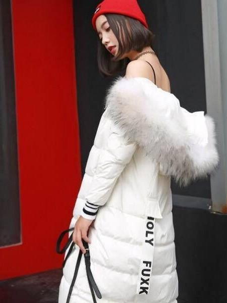 smcoco羽绒服女装2018冬季新品