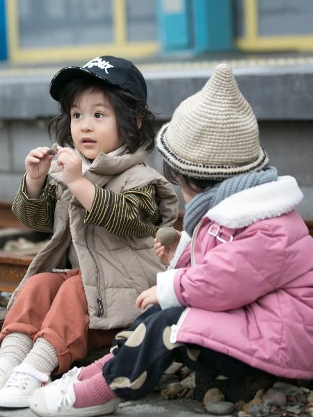 幼米童装童装2018冬季新品