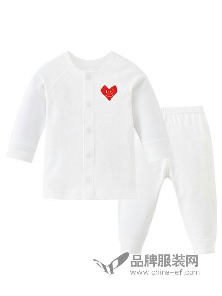 优起婴童智能衣童装2018秋季长袖内衣男童女童衣服儿童睡衣