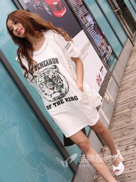 0522*女装短袖连衣裙