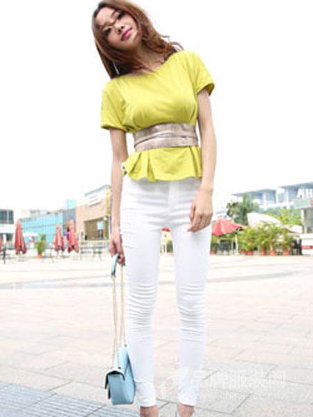 0522*女装收腰T恤