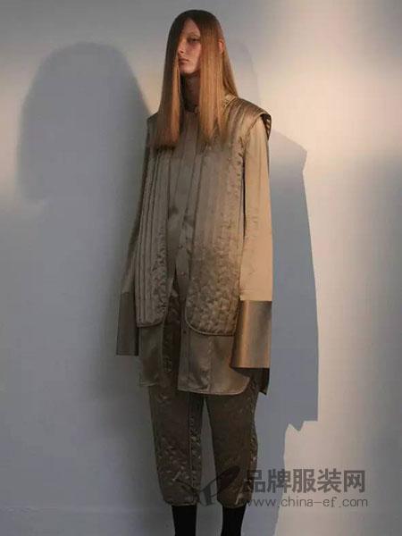 QIUHAO女装时尚中长款上衣