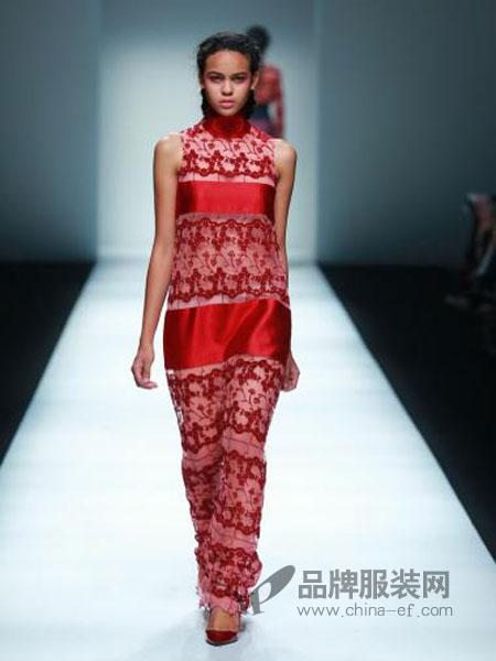 Moodbox女装无袖中国风套装
