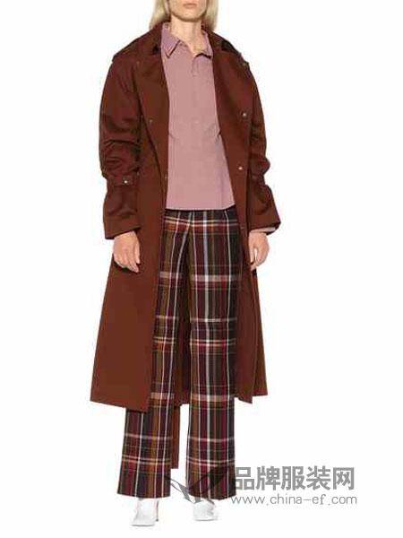 Acne Studios女装2018秋冬中长款大衣