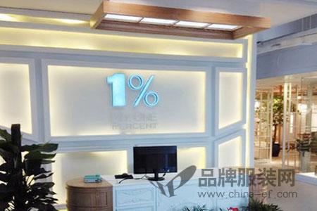 1% my one percent店铺展示
