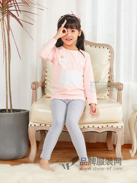 ��衣�(UEB)童�b2018秋冬公主裙��杭�棉童�b
