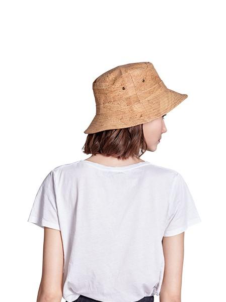 葡萄牙天然软木渔夫帽