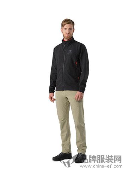 Arc teryx运动装2018秋冬男款轻量耐用软壳夹克
