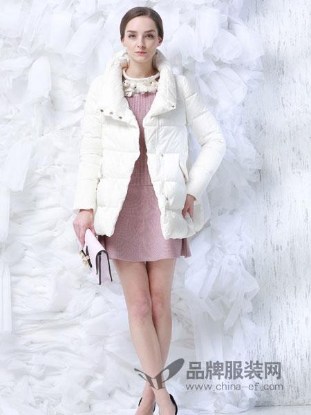 戴莉格琳女装2018秋冬休闲可爱韩版原宿风面包