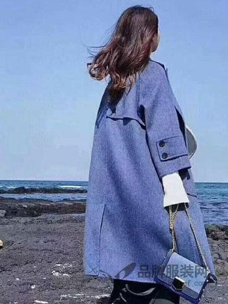 美兰娇丽女装2018秋冬外套DIY裁剪做衣服图纸1 1裁剪纸样图