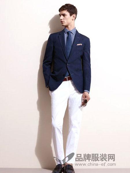 朗治威诺男装,、简约时尚的独有新商务风格。