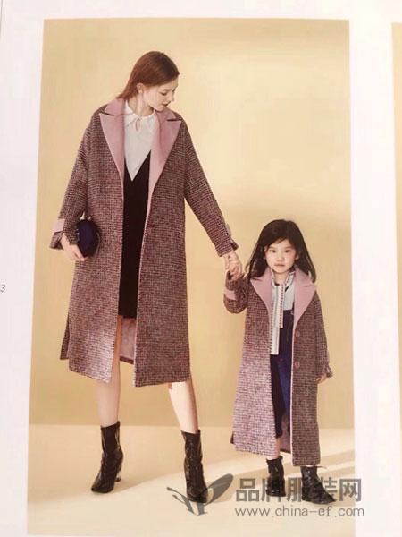 点占女装2018秋冬休闲厚羊毛衫连帽领毛针织开衫