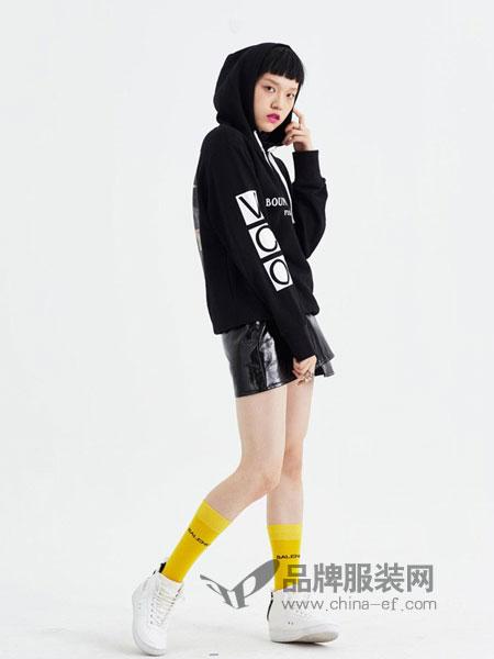 A.WPROJECT休闲2018秋冬系带运动长裤卫裤小脚纯棉