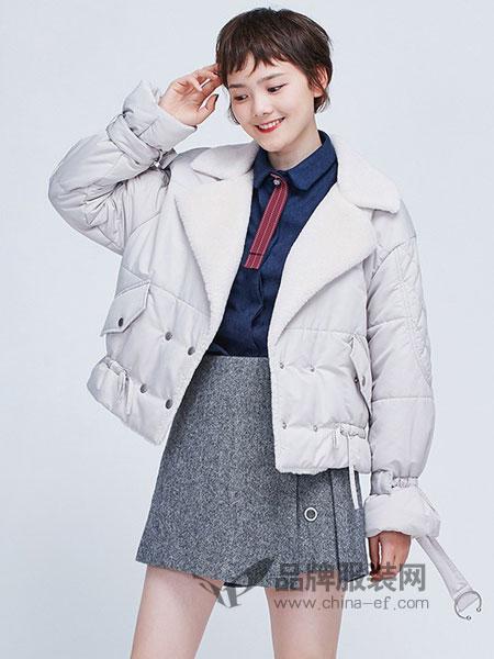 pit女装2018秋冬新款修身日系长袖雪纺衬衣纯色