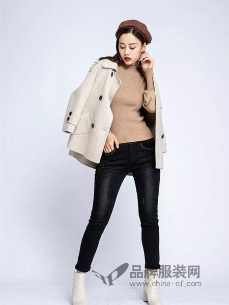 浩洋国际女装  追求时尚,崇尚典雅的现代女性