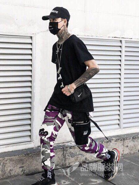 ZAGOODUP男装是一个华人高街时尚潮牌