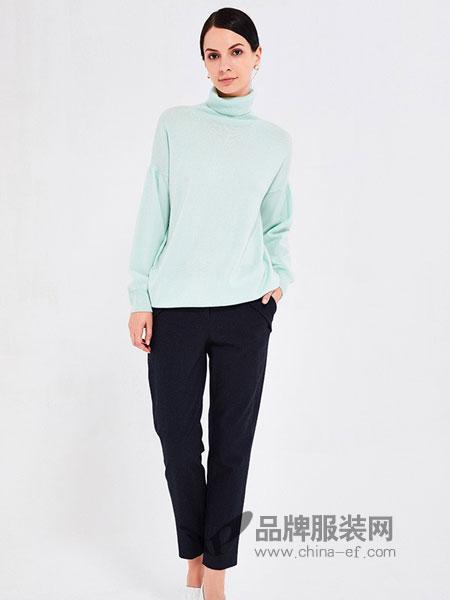 达点女装2018秋冬韩版棉显瘦修身上衣 潮