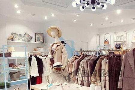 佰莉衣橱店铺展示
