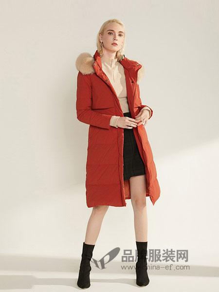 高斯雪岚女装   彰显尊贵、个性、高雅、大方