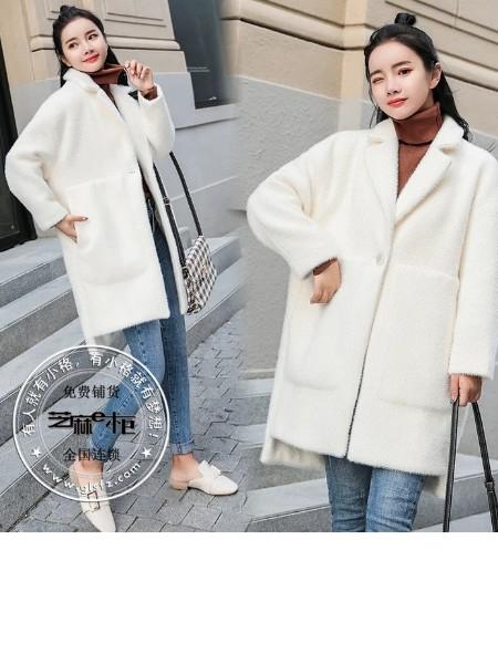 芝麻e柜折扣店女装2018冬季新品