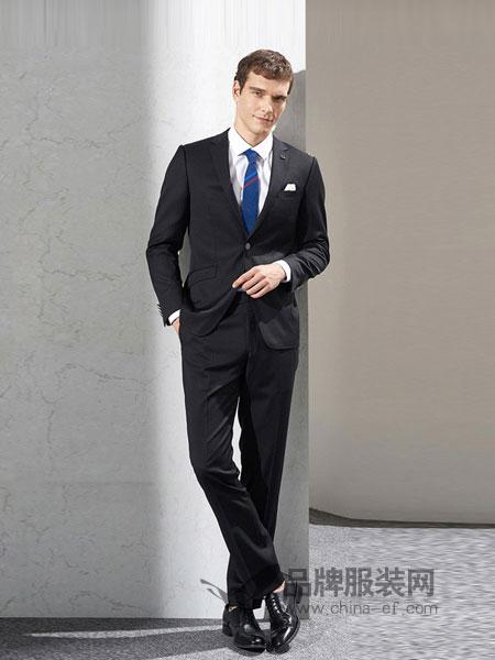 威克多男装 深度、优雅、从容是他们的专生活标签。