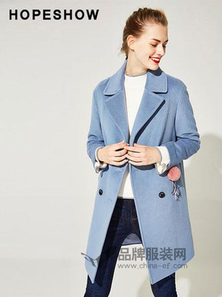 红袖女装女装  品牌愿景 创造中国人自己的民族服装品牌