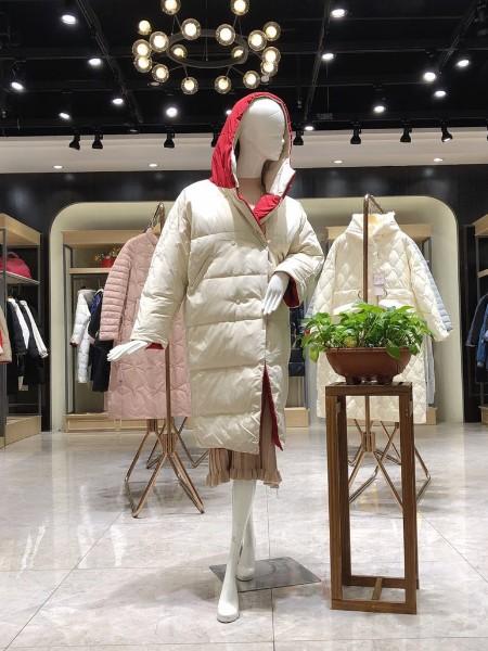 埃芙衣女装2018冬季新品