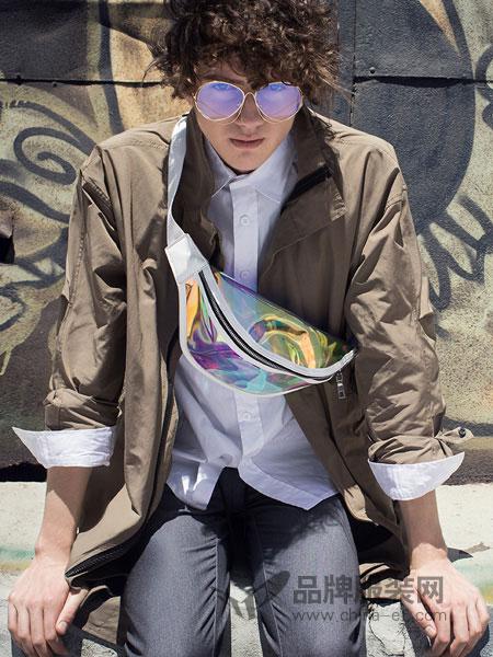 左男装2018秋冬夹克时尚户外休闲夹克外套