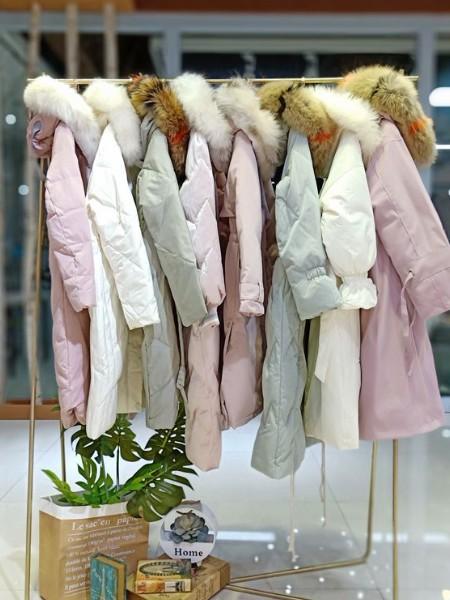 广州明浩品牌折扣女装其他服饰2017冬季新品