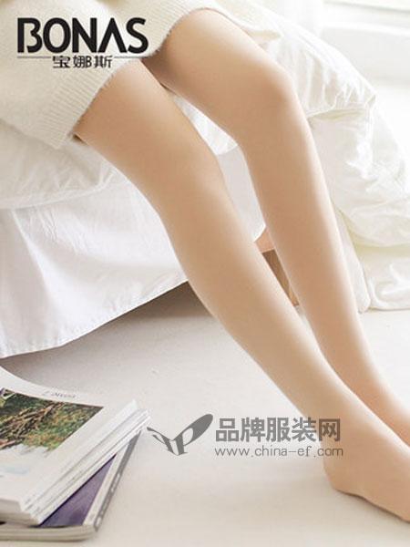 宝娜斯保暖裤日系显瘦加绒加厚连裤袜