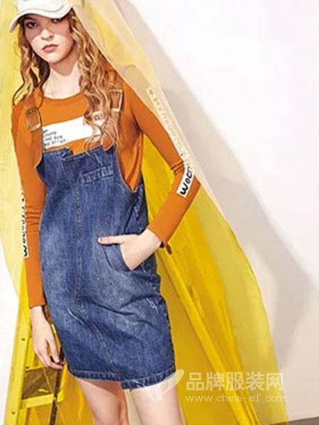 卡尼欧女装2019春季新款韩版百搭时尚大码显瘦吊带两件套装