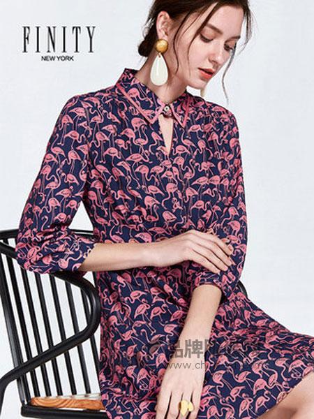 菲妮迪女装品牌2019春季收腰显瘦休闲可拆卸连帽派克服