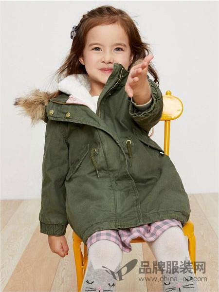 Gap童装品牌2018冬季新品