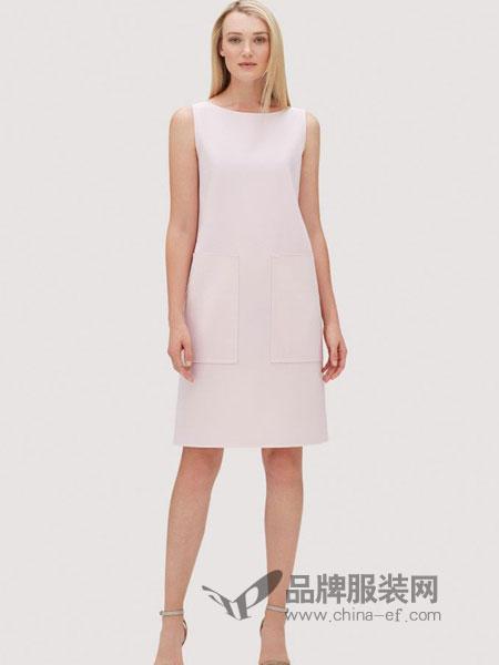 Lafayette148女装品牌2019春夏纯山羊绒衫套头半高领加厚打底衫毛衣